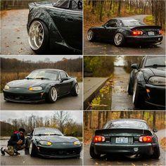 @doridori.roadster #shakotanmiata #violentclique / Photographer: @gussyboy…