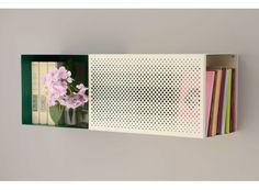 Umbra Cubist Wandrek : Cubist shelf small storage organization accessories shop