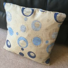 Envelope back cushion