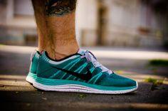 """Nike Flyknit Lunar+ 1 """"Sport Turquoise"""" (2013)"""