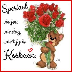 Special Friend Quotes, Lekker Dag, Daughter Poems, Afrikaanse Quotes, Goeie More, Happy Birthday Pictures, Good Morning Wishes, Deep Thoughts, Qoutes