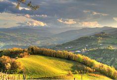 Panorama della Val #Bormida