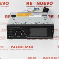 Autoradio PIONEER MVH-8300BT de segunda mano E276811   Tienda online de segunda mano en Barcelona Re-Nuevo