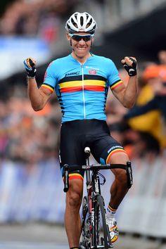 Philippe Gilbert werd dit jaar in het nederlandse Valkenburg wereldkampioen wielrennen. Ik was zelf ook aanwezig, een moment om nooit te vergeten.
