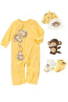 Baby Monkey suit for my new baby nephew