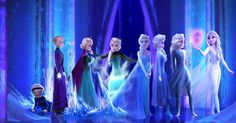 (Other) Elsa as the fifth element Disney Princess Frozen, Disney Princess Drawings, Disney Princess Pictures, Disney Drawings, Disney Images, Disney Pictures, Disney Art, Frozen Film, Frozen Art