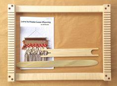 Frame Loom Weaving Kit SUMMER SPECIAL