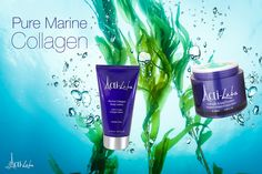 Marine Collagen #ButtCream tone & smooth stretchmarks and cellulite away using natures own magic x