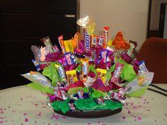 Arreglo de dulces