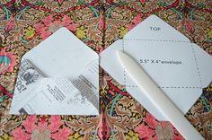 thegluegungirl envelope template