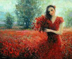 Mihai Olteanu - oil on canvas