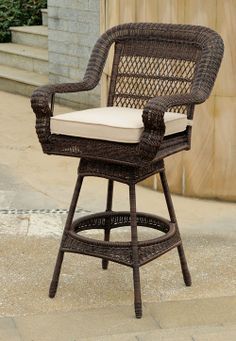 1000 Images About Rattan And Wicker Bars And Bar Stools
