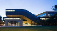 McMurtry Building Stanford University by Diller Scofidio + Renfro