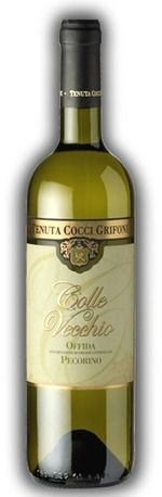 Wine Club selection this month.  Can't wait to try.  2009 Cocci Grifoni Pecorino