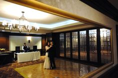 First Dance in our Ballroom -