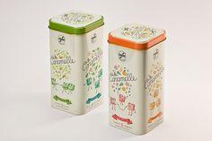 Sabadì Le Caramelle — The Dieline - Branding & Packaging