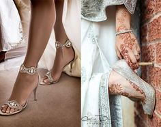 6 Tips for Brides to Buy the Perfect Wedding Footwear - BollywoodShaadis.com