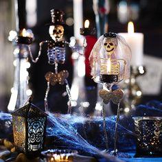 Skeleton Bride Tealight Holder | Pier 1 Imports
