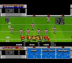 Football Video Games, Nfl Football, Ea Sports, Sports Games, Madden Nfl, Classic Video Games, School Games, Nerd, Sports