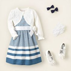 This would be a cute church outfit! Or summer outfit in general :)