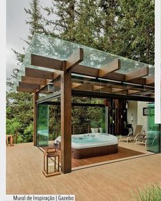 Beautiful wooden pergola modern twist - If you are looking for a more contempora. Beautiful wooden pergola modern twist - If you are looking for a more contemporary outdoor patio cover visit our website at raseoutdoorliving.