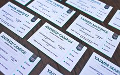 Designspiration — FPO: Coffee Creative Business Cards