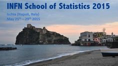 The #INFN School Of #Statistics intends to provide an overview of statistical methods and tools used in particle, astro-particle and #nuclear #physics. This School is targeted towards physicists interested in data analysis ranging from PhD students to senior physicists willing to extend their knowledge and skills in the field of statistical methods. The School takes place in #Ischia (Napoli, Italy) from 25th to 29th of May 2015.