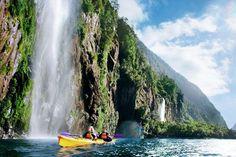 kayaking in new zealand! #travel #NewZealand