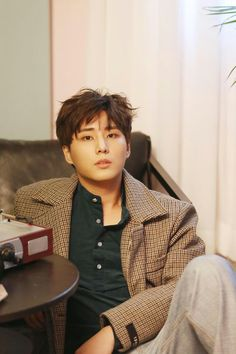 Handsome Young K - Rapper, Young K Day6, Bad Songs, K Wallpaper, Pin Pics, Korean Bands, Music Love, K Idols, Boy Bands