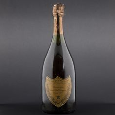 Dom Perignon, the quintessential champagne - try to get a 1962