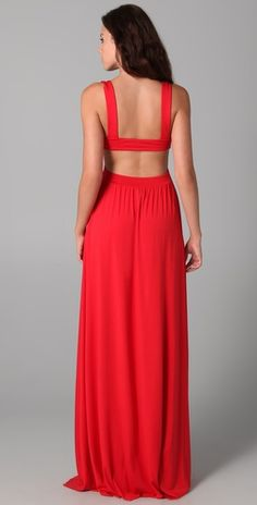 If only I can pull of long dresses..