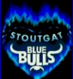 Blue Bull image Minnie Mouse Drawing, Bull Images, Afrikaans, Rugby, At Home Workouts, Legends, Fan, Tattoo, Places