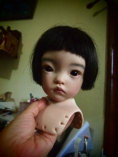 TENちゃんの髪型と手足。の画像:ガーナベイビーズ Beautiful!
