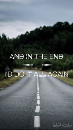 The Kids Aren't Alright- Fall Out Boy.... I totally accidentally qouted this during an after skl dtntn! Lol!
