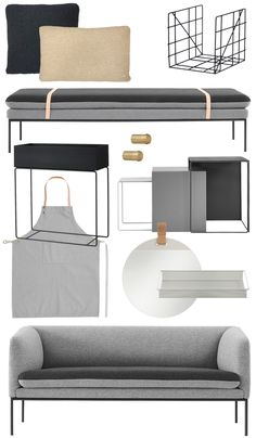 Ferm Living´s new AW2015 collection is now available online, and I see a lot of nice products among the news. I guess the biggest news is that they are