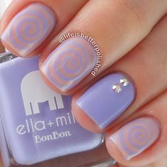 """""""@ellamilapolish """"late night tart"""" over """"dessert island"""" using cyclone vinyls from @twinkled_t  Topped with @glistenandglow1 #hkgirltopcoat #prsample # #twinkledt"""" Photo taken by @lifeisbetterpolished on Instagram, pinned via the InstaPin iOS App! http://www.instapinapp.com (06/09/2015)"""