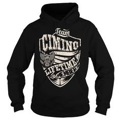 (Tshirt Perfect Sale) Last Name Surname Tshirts Team CIMINO Lifetime Member Eagle Discount Best Hoodies, Funny Tee Shirts