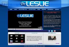 www.excusefree.com - website of Dr.Leslie. Designed and developed by Echo (www.ieecho.com)