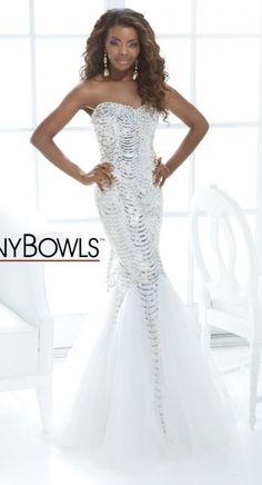 Tony Bowls Paris Dress 114749 | Terry Costa Dallas #TonyBowls @Terry Costa