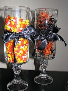 dollar store-- DIY candy bar containers Halloween isn't as far as you think it is.