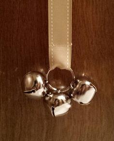Training Door Bells For Your Solid Tan with by CanineKingdomOK, $13.99