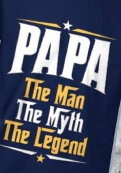 91 Best Papa t-Shirt images in 2016 | Father, Fathers day