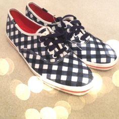 NWOT*Keds for Kate Spade *PM Editor Share*2x Host Pick* Authentic. Never worn. Size 9. kate spade Shoes