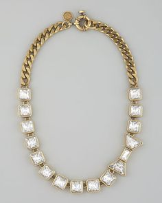 Bow Necklace by Marc By Marc Jacobs