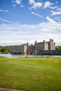 "Leeds Castle is known as ""The Loveliest Castle on Earth"". Find it in Dover, England."