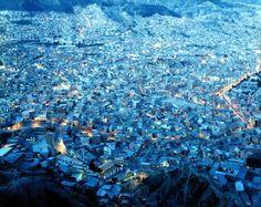 La Paz, Bolivia 2003 Stefan Ruiz