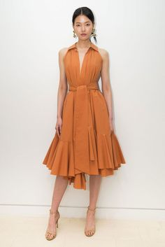 Two Peas in a Prada  New York Fashion Week -- josie natori