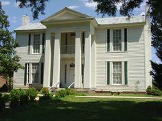 The Donnell House - Pleasant Hill on Clinton St. in Athens, AL. The rich tales of this homestead - Civil War soldiers on the steps, celebrations and heartbreak.