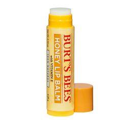 Burt's Bees Honey Lip Balm - petroleum and MI/MCI-free!