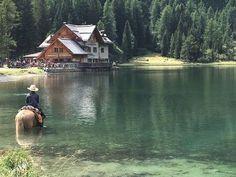 Lago Nambino: piccola splendida escursione   Il Trentino dei Bambini